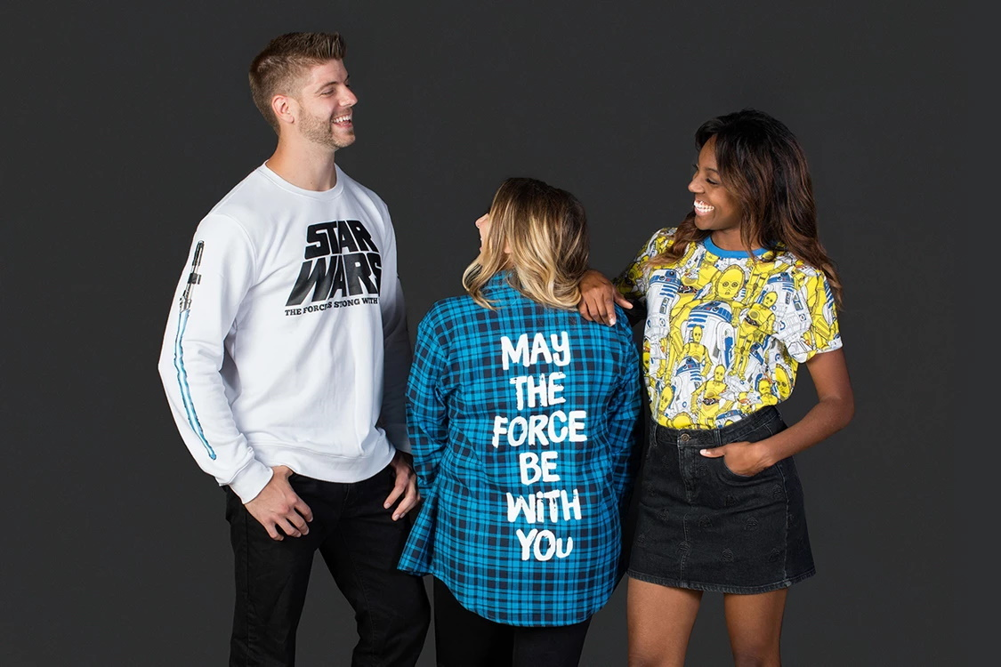 New Cakeworthy x Star Wars Collection!