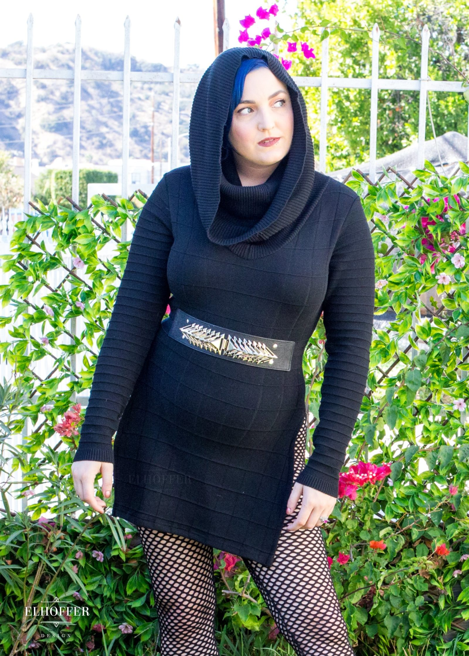 Star Wars Kylo Ren Inspired Galactic Renegade Tunic and Cape by Elhoffer Design