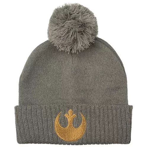 Bioworld x Star Wars The Rise Of Skywalker Rey Rebel Knit Beanie at Entertainment Earth