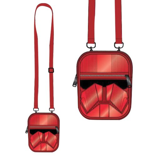 Loungefly x Star Wars The Rise Of Skywalker Crossbody Bag at Entertainment Earth