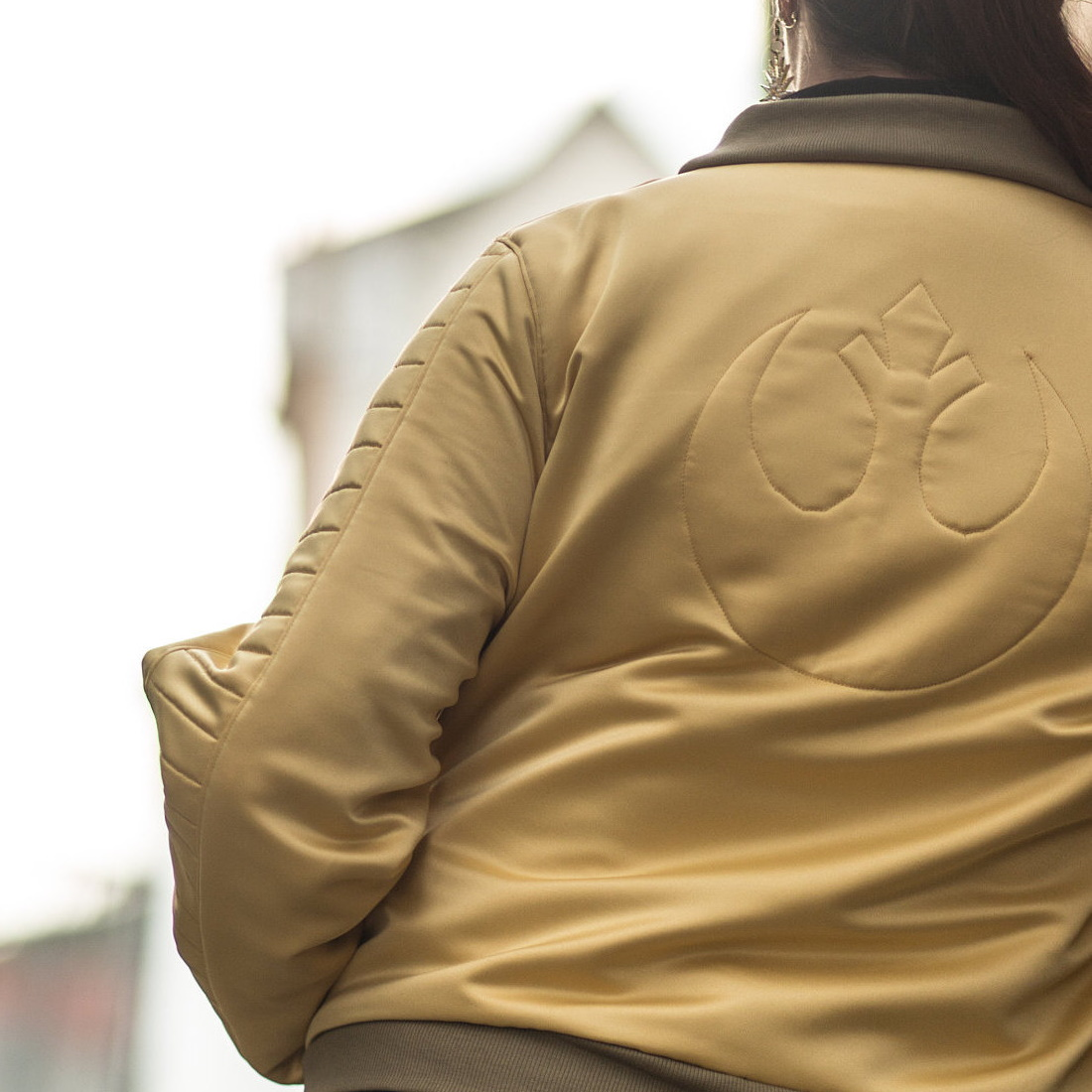 Star Wars Luke Skywalker Inspired Moon Ceremony Bomber Jacket by Etsy Seller Geekanista5