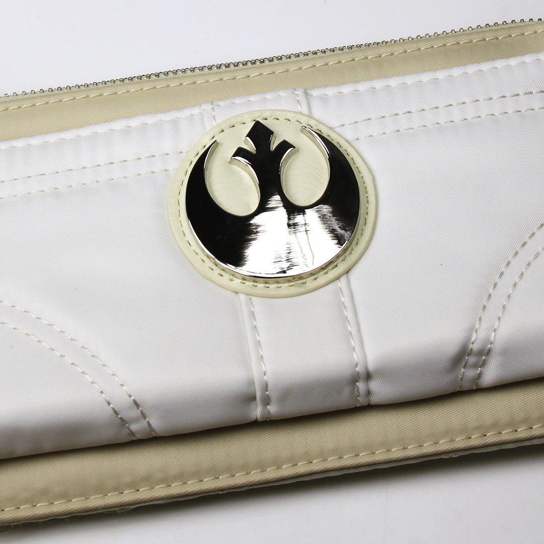 Loungefly x Star Wars Princess Leia Mini Backpack and Wallet
