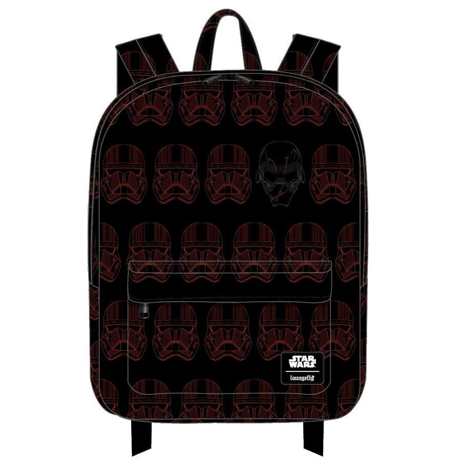 Loungefly x Star Wars The Rise Of Skywalker Sith Trooper Bags