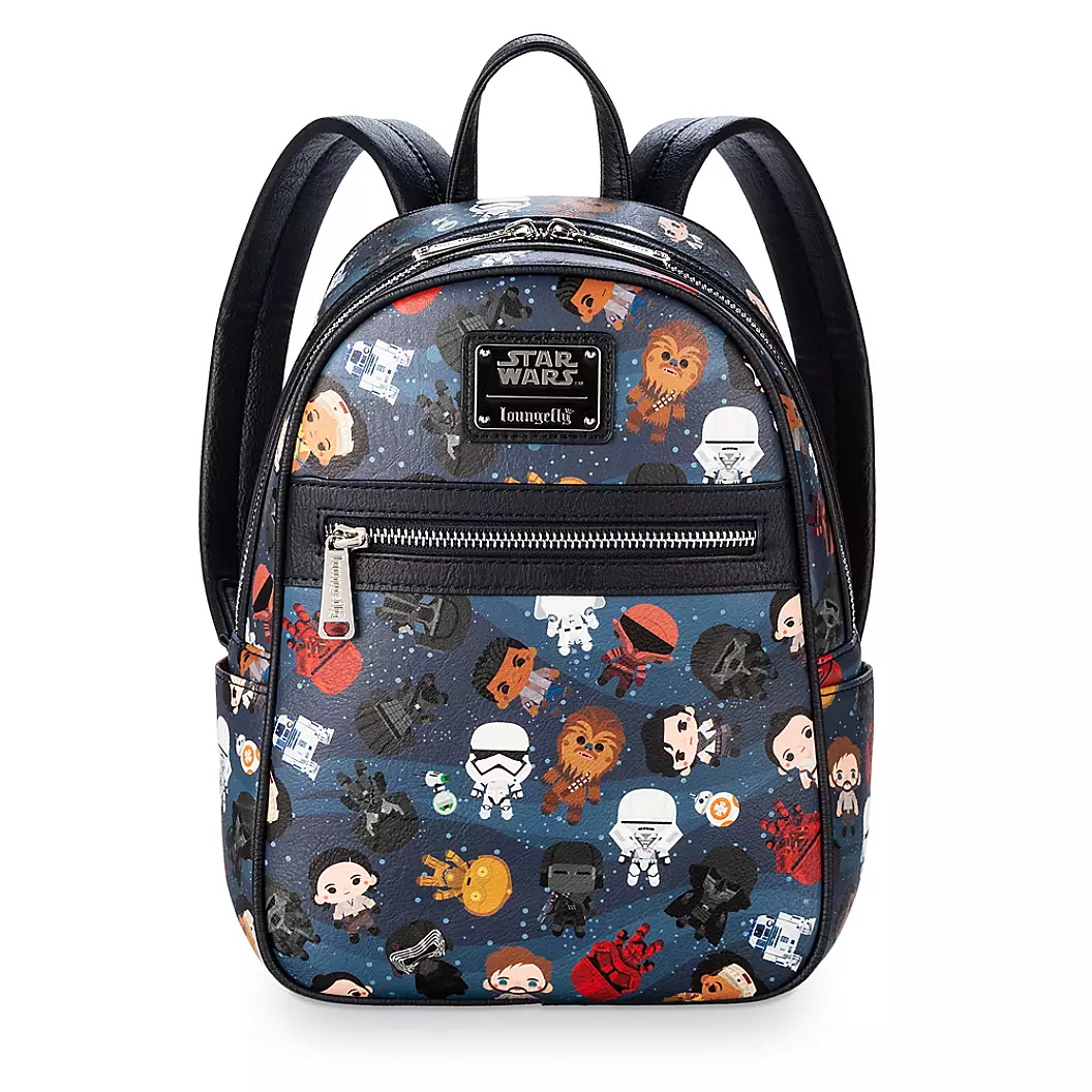 Loungefly x Star Wars The Rise Of Skywalker Mini Backpack at Shop Disney