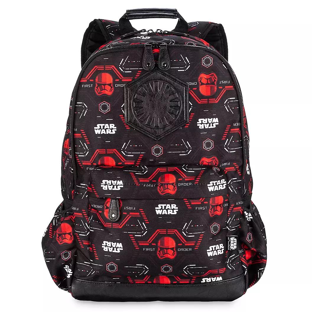 Star Wars The Rise Of Skywalker First Order Backpack at Shop Disney
