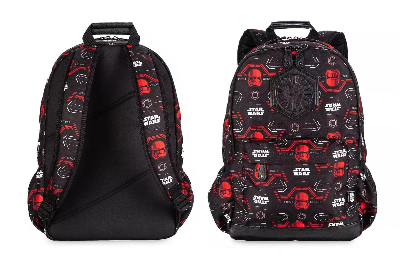 Episode 9 First Order Backpack at Shop Disney