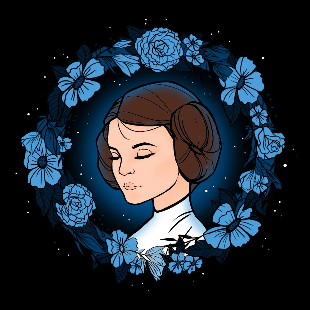 Women's Star Wars Princess Leia Organa T-Shirt by TeeTurtle