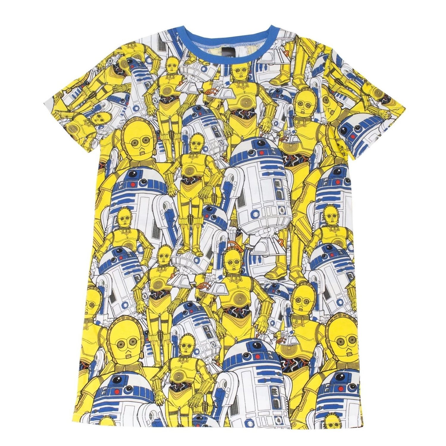Cakeworthy x Star Wars Droids All Over Print T-Shirt