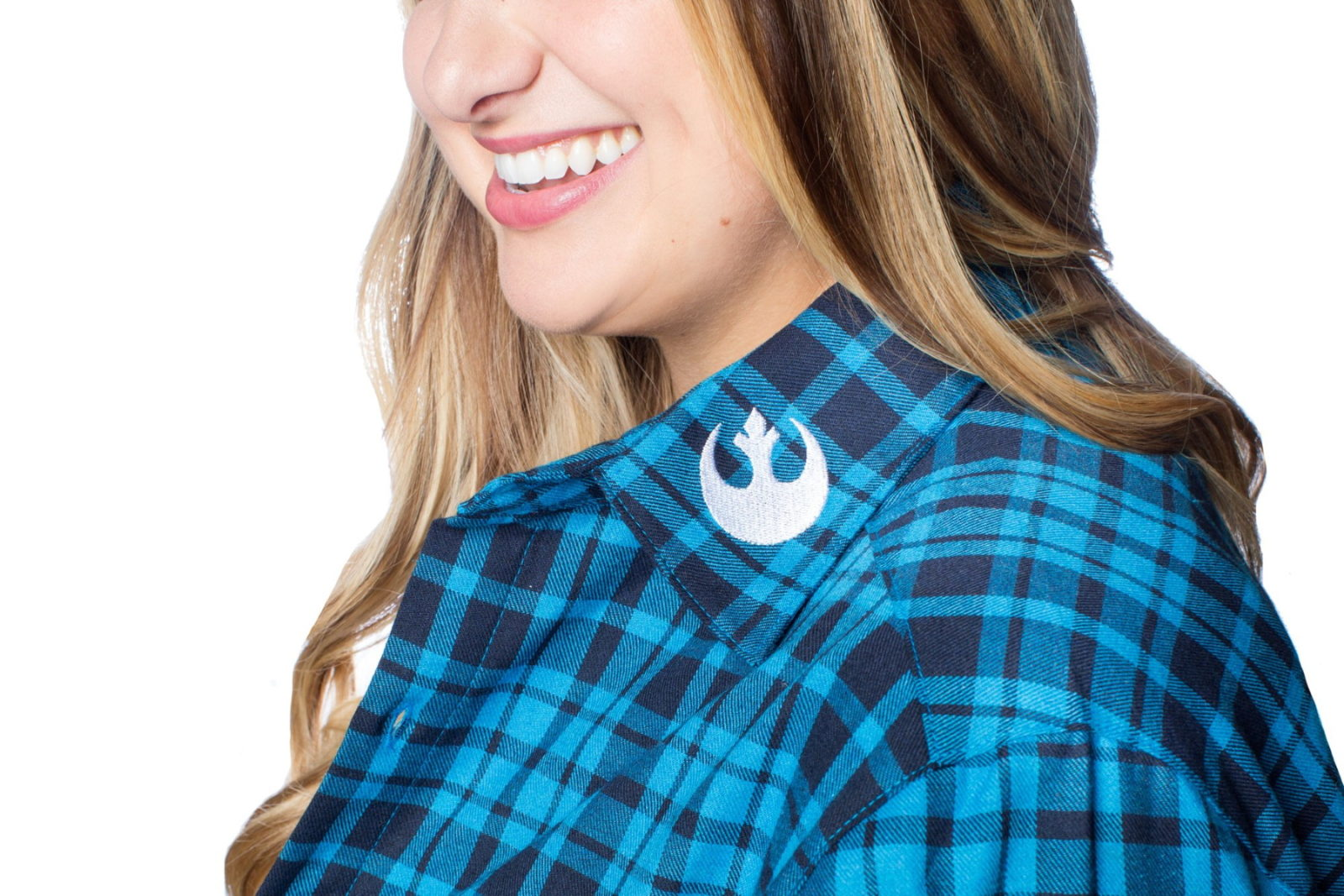 Cakeworthy x Star Wars May The Force Be With You Flannel Shirt