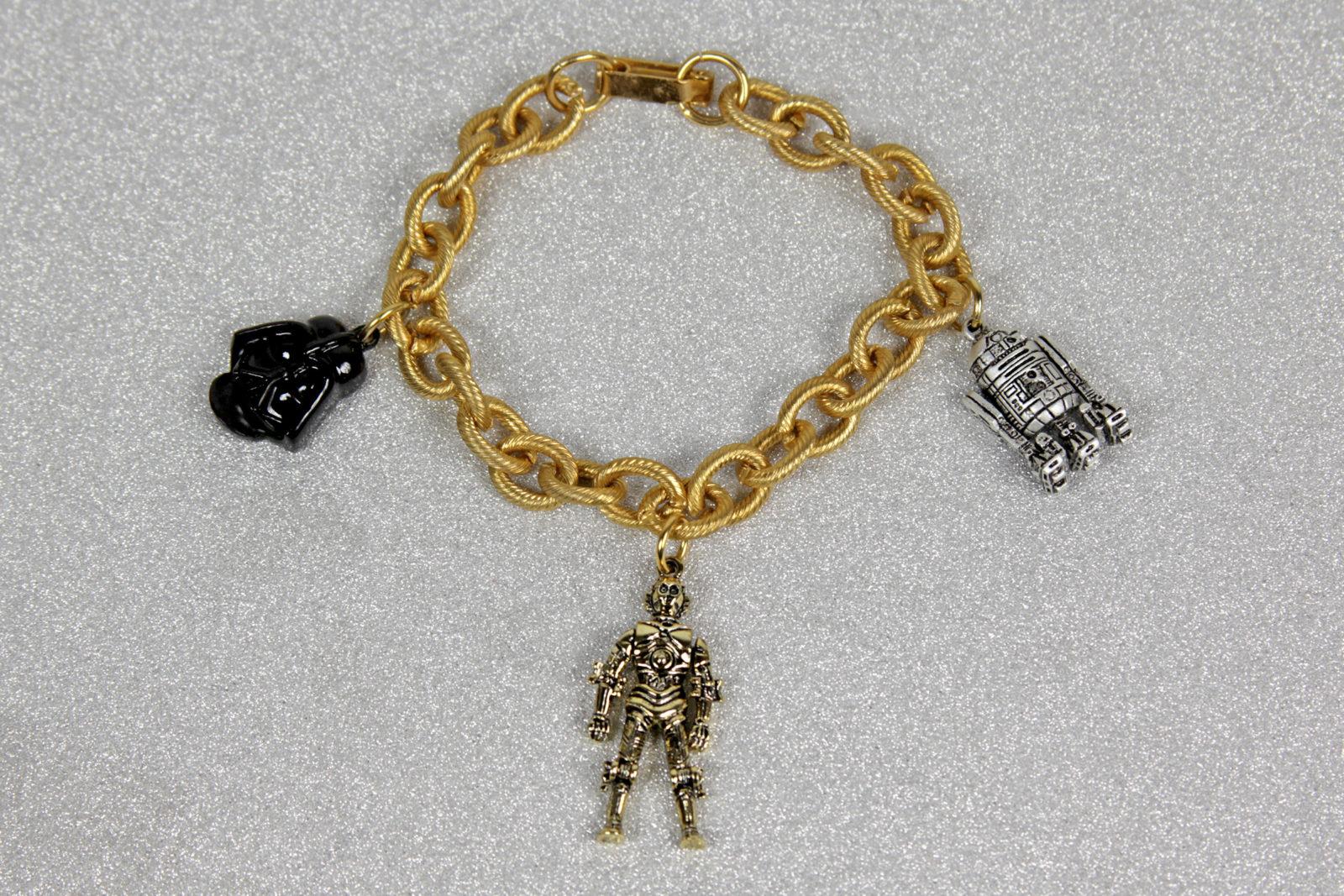 Vintage Star Wars Bracelet