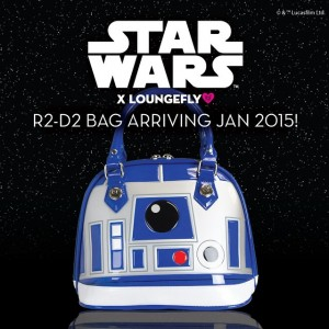 R2-D2 handbag by Loungefly