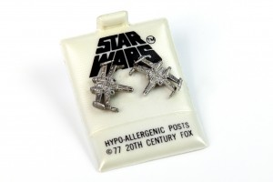 Review – 1977 X-Wing stud earrings