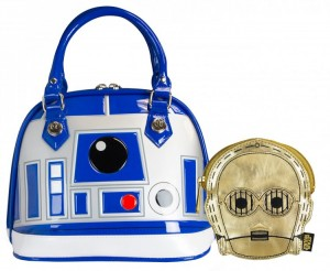 Loungefly R2-D2 bag update