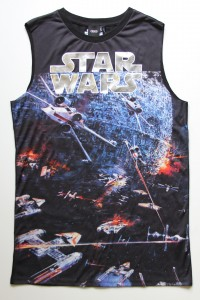Review – ASOS Star Wars top