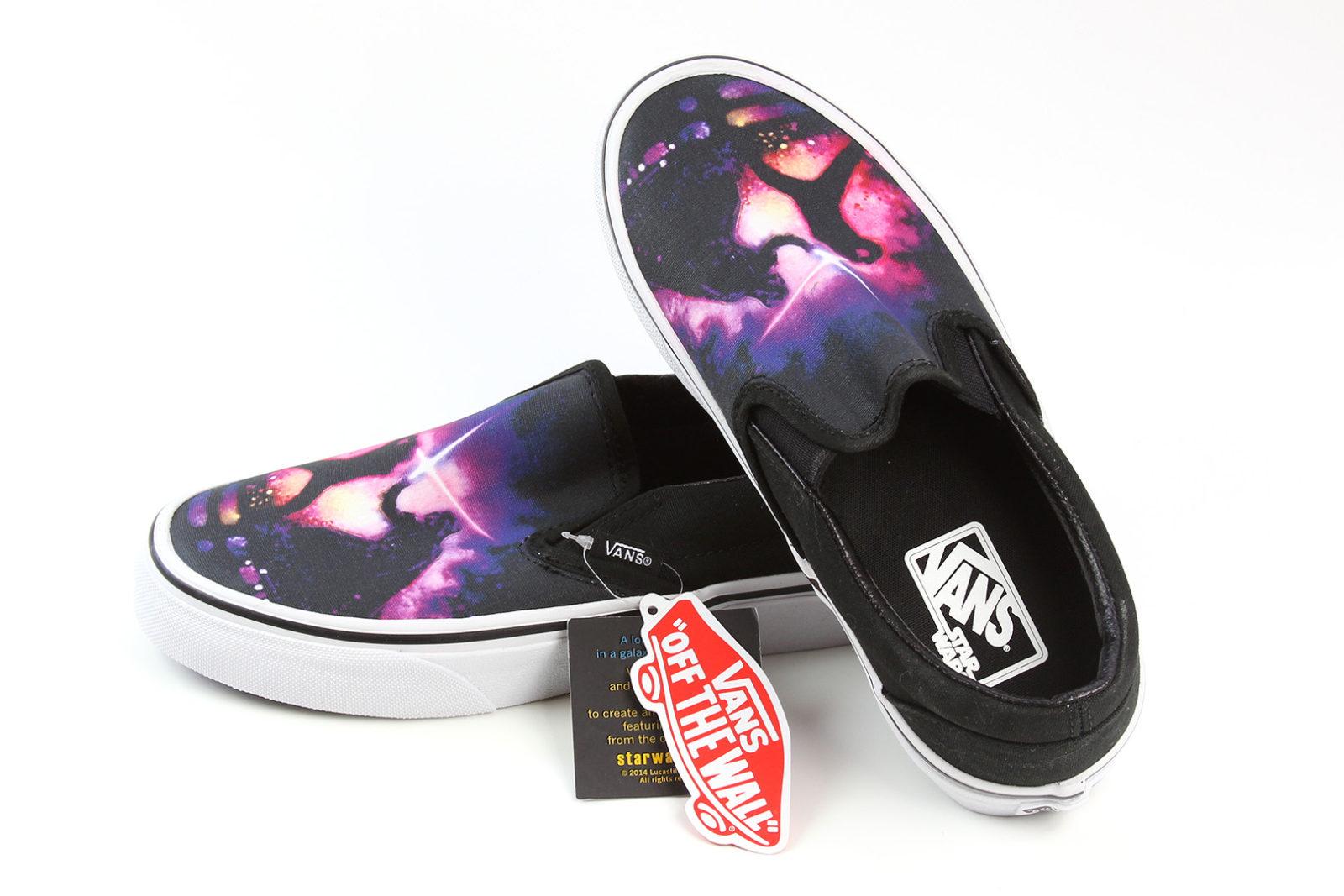 Vans x Star Wars shoes