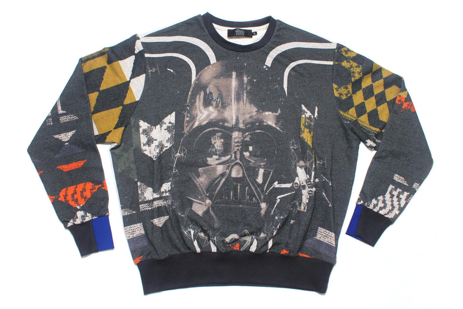 Review – Preen Darth Vader sweatshirt