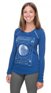 New raglan top at Thinkgeek
