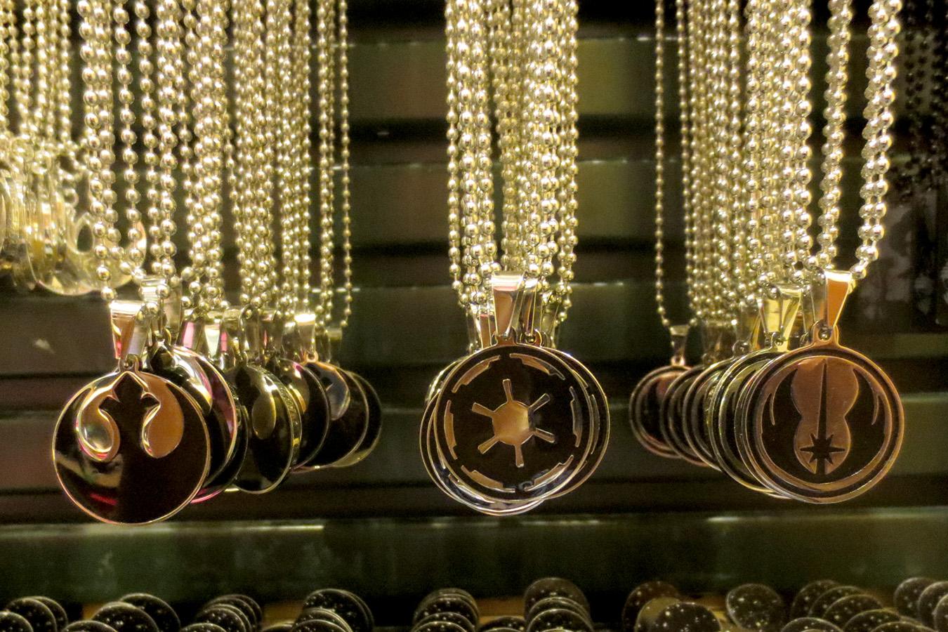 Disney x Star Wars jewelry