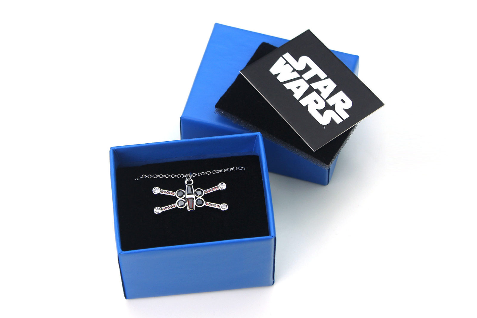 Review – Bling X-Wing necklace