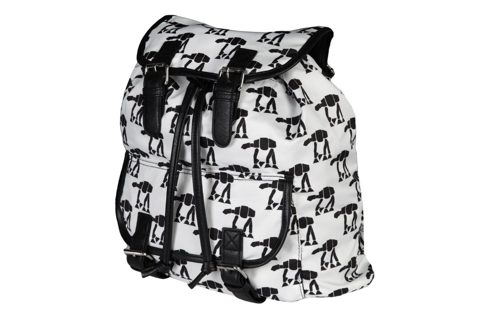 AT-AT all-over print satchel backpack