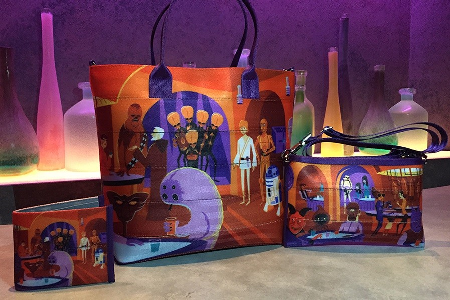 Harveys x Star Wars handbags