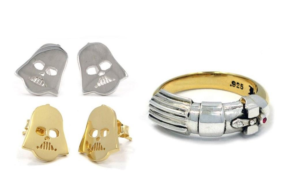 New Han Cholo x Star Wars jewelry