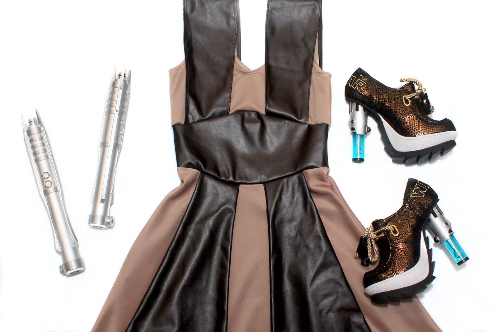 Review – Elhoffer Design Galactic Knight dress