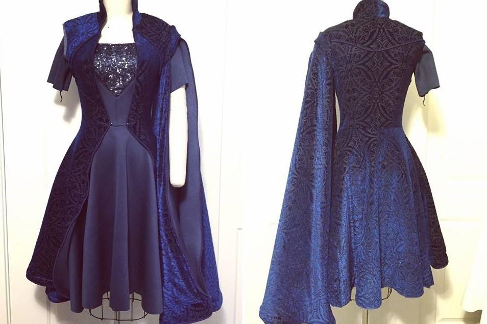 Elhoffer Design – Senator Amidala dress!