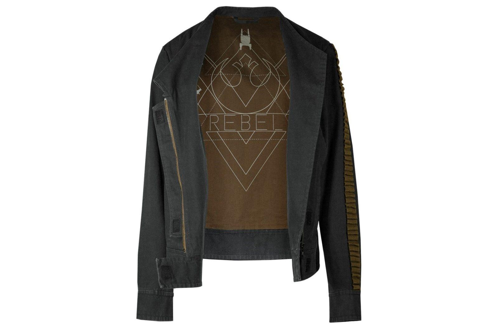 Women's Jyn Erso jacket from Musterbrand!