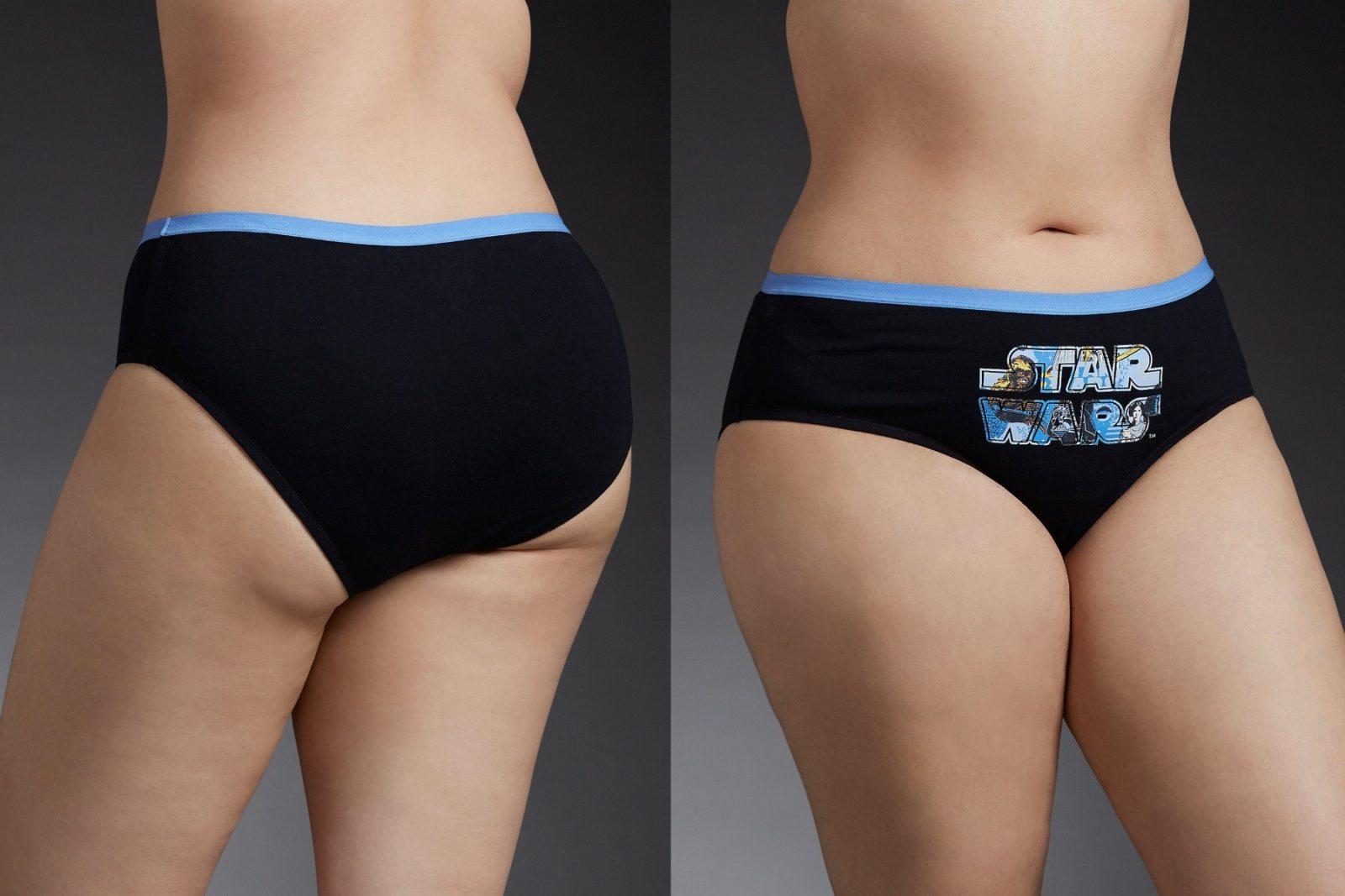 Women's Star Wars panty at Torrid
