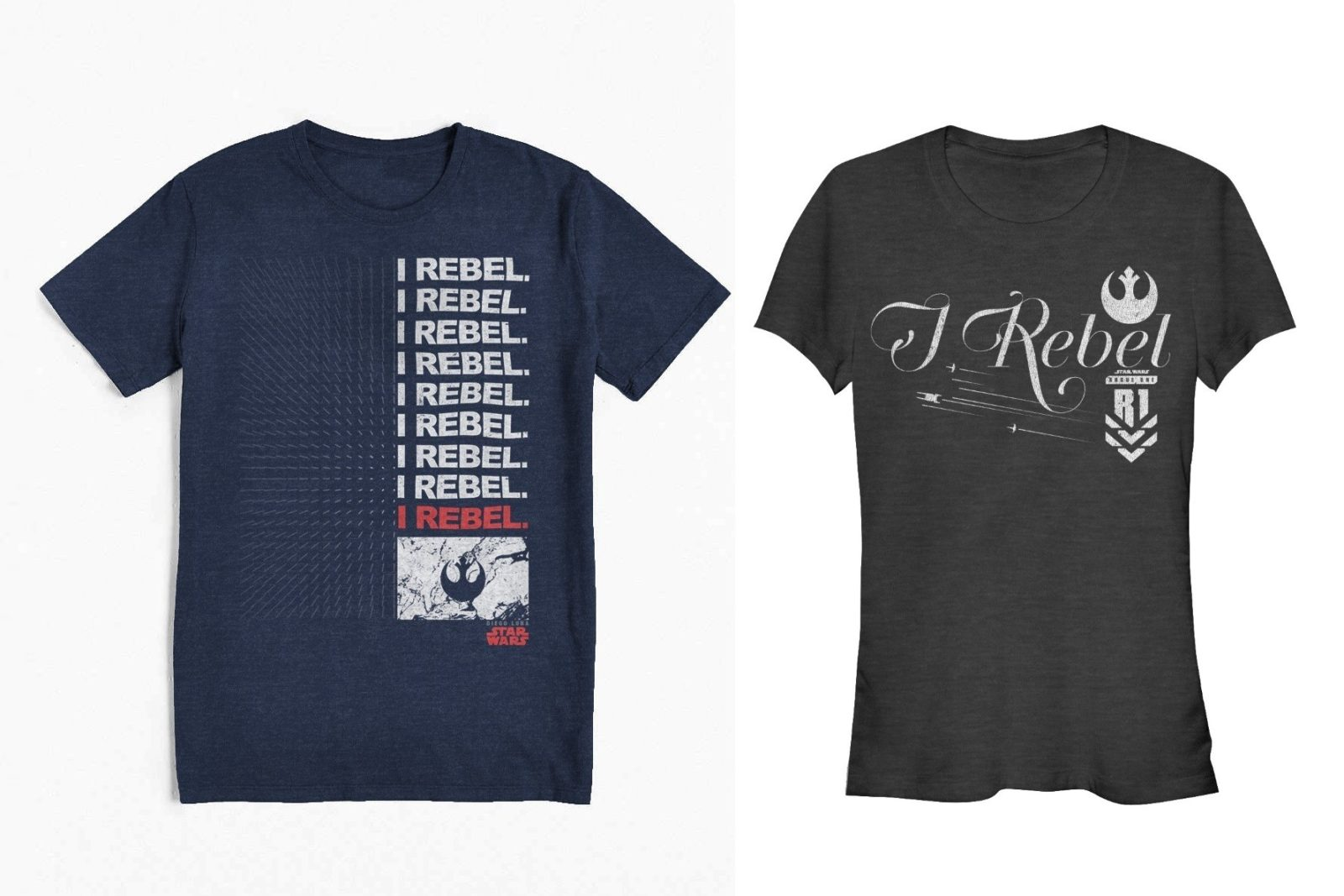 Rogue One Force 4 Fashion t-shirt collection