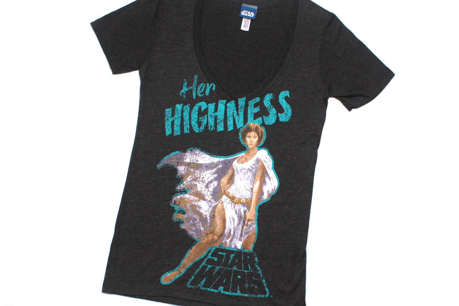 Women's Princess Leia t-shirt
