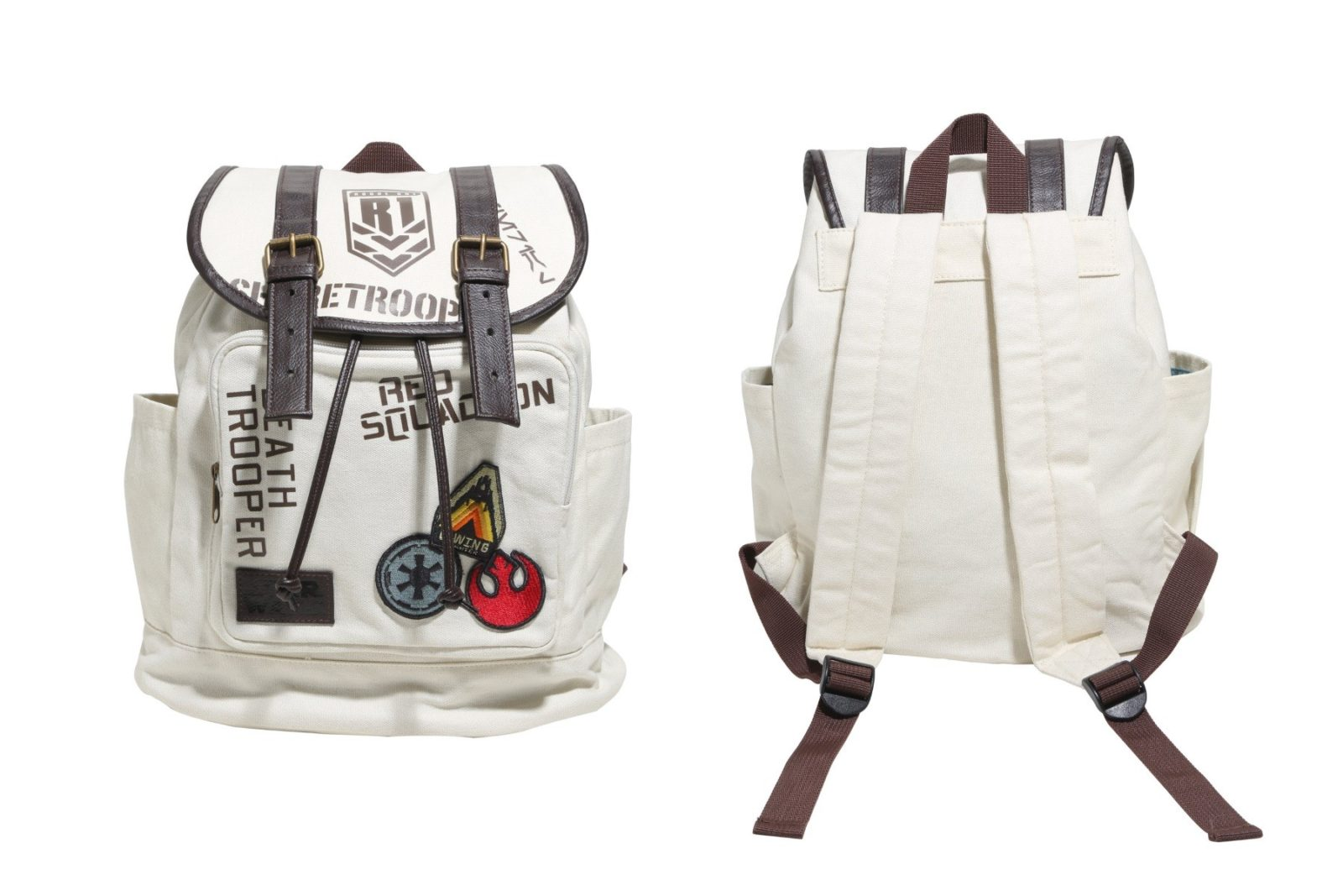 Loungefly Rogue One backpack at Hot Topic