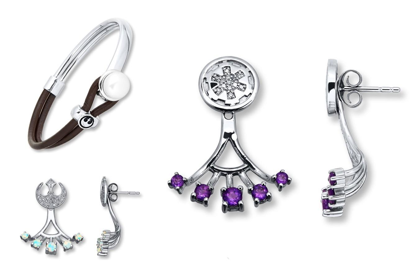 New Kay Jewelers x Star Wars jewelry