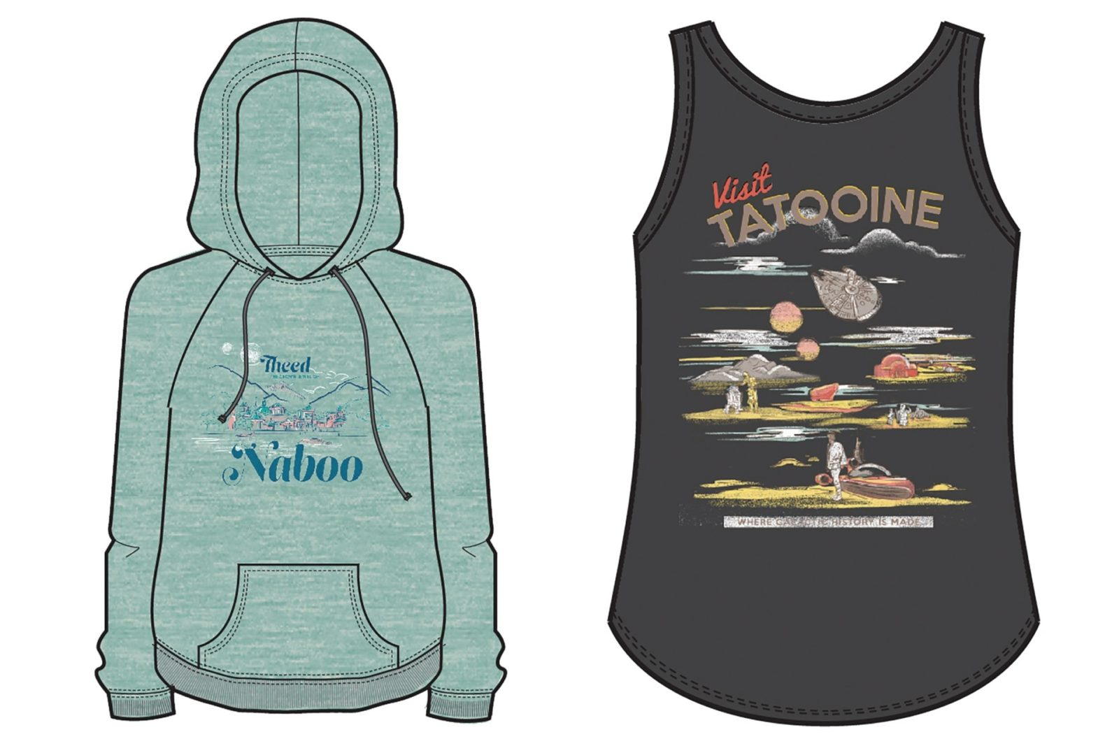 Upcoming Her Universe designs at Previews World