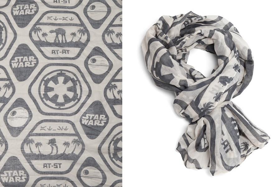 Rogue One lightweight scarf at ThinkGeek