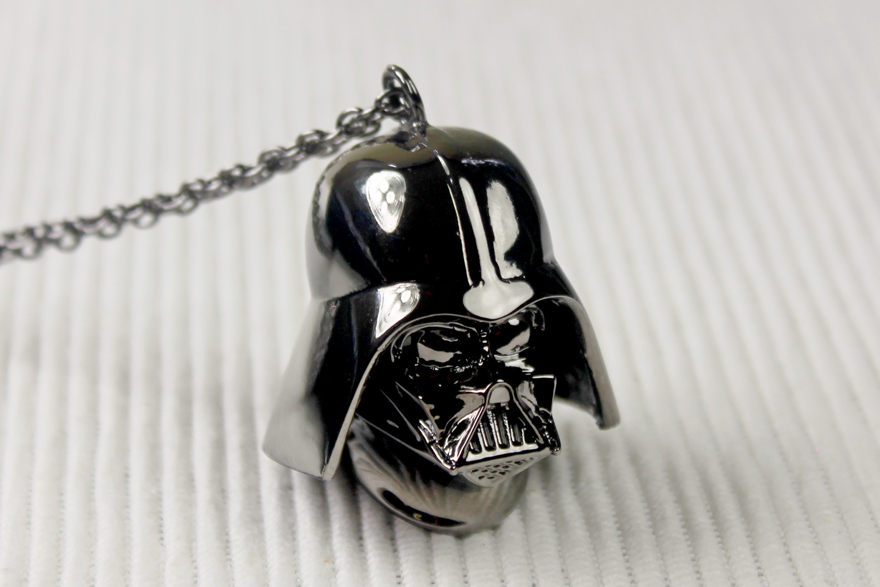 Love And Madness Vader Necklace
