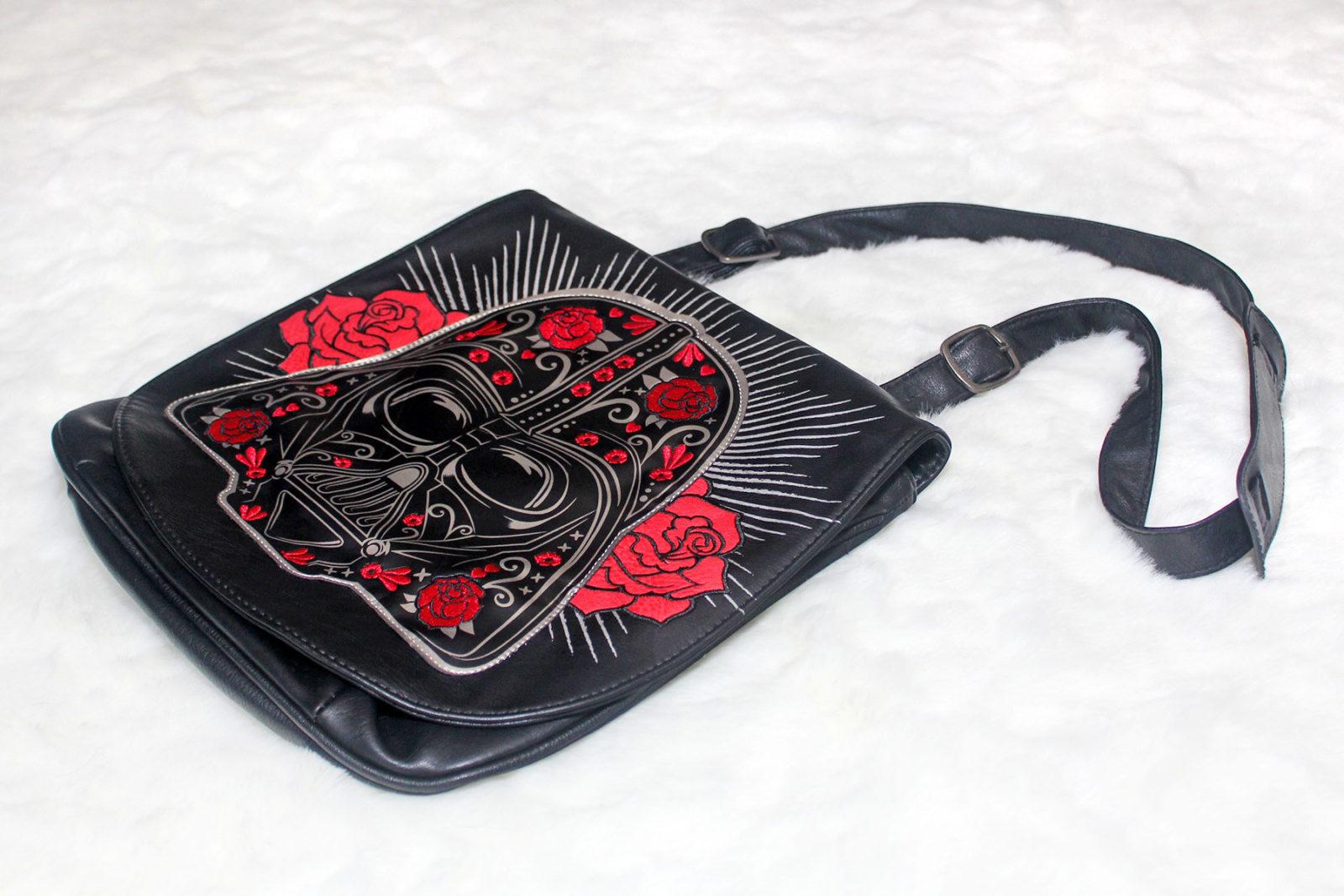 Win this Loungefly Darth Vader handbag!
