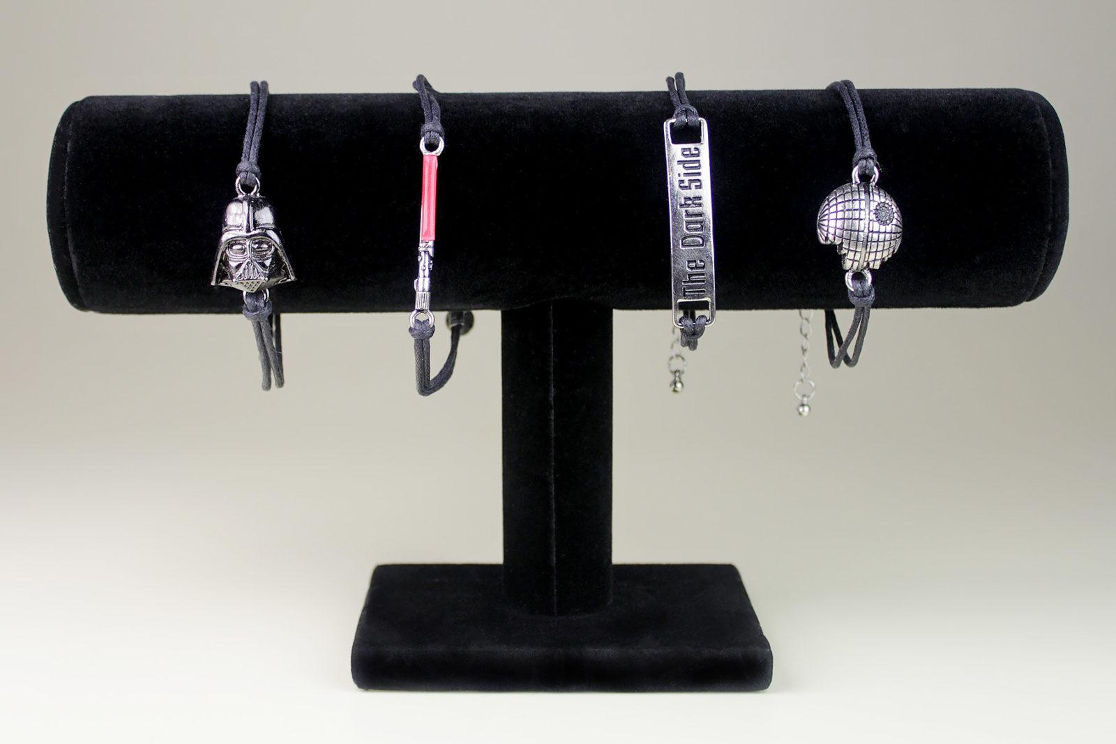 Star Wars Dark Side bracelet set by SG@NYC