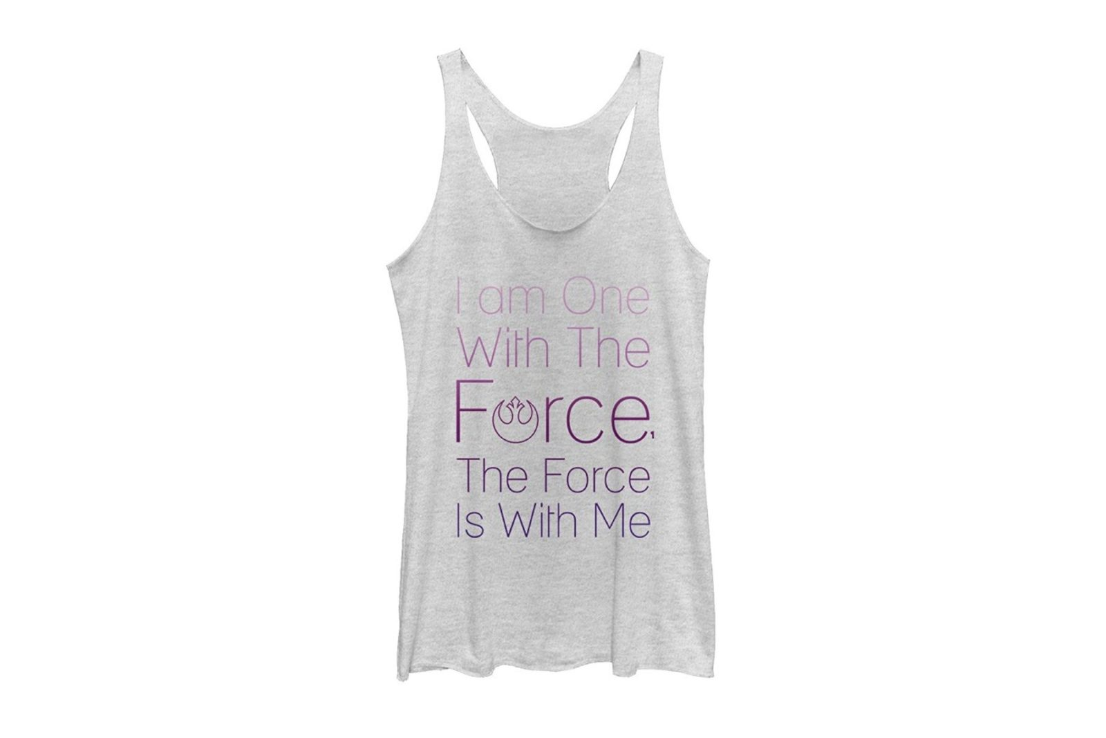 Women's Rogue One Chirrut quote tank top