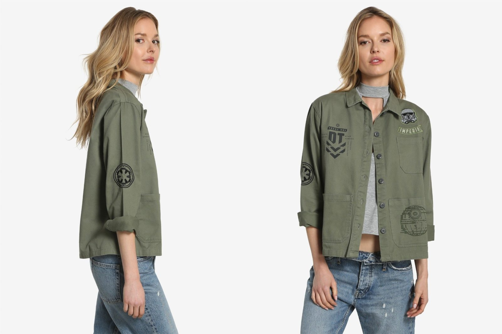 Women's Rogue One Imperial Jacket