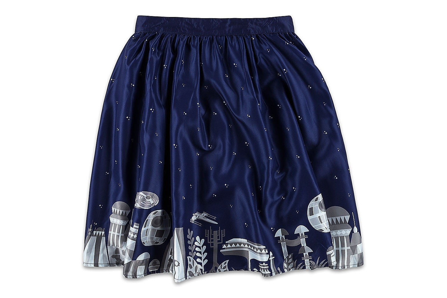 Her Universe Galaxy Skirt at Disney Store