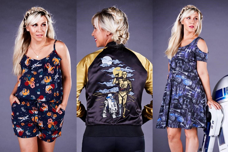 New Her Universe fashion at Celebration