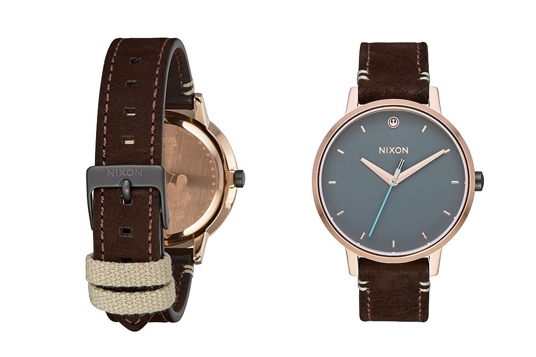 Nixon Rey Kensington watch at ThinkGeek