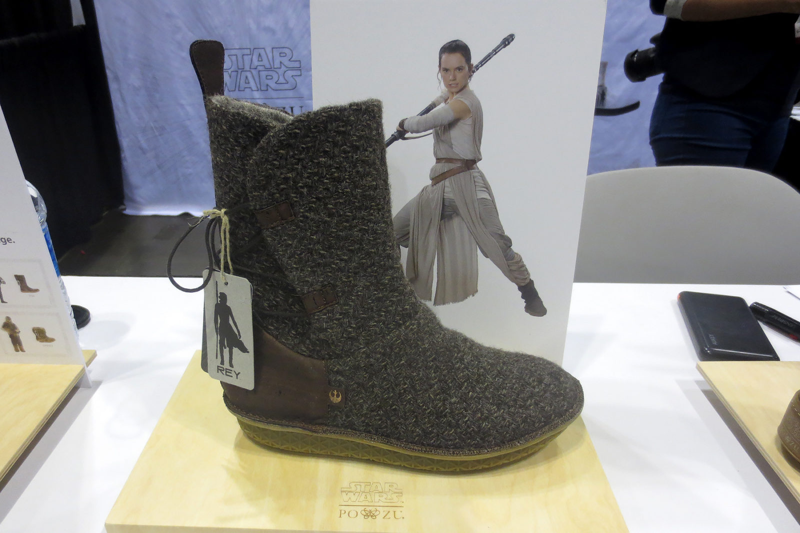 Po-Zu Footwear at Celebration Orlando