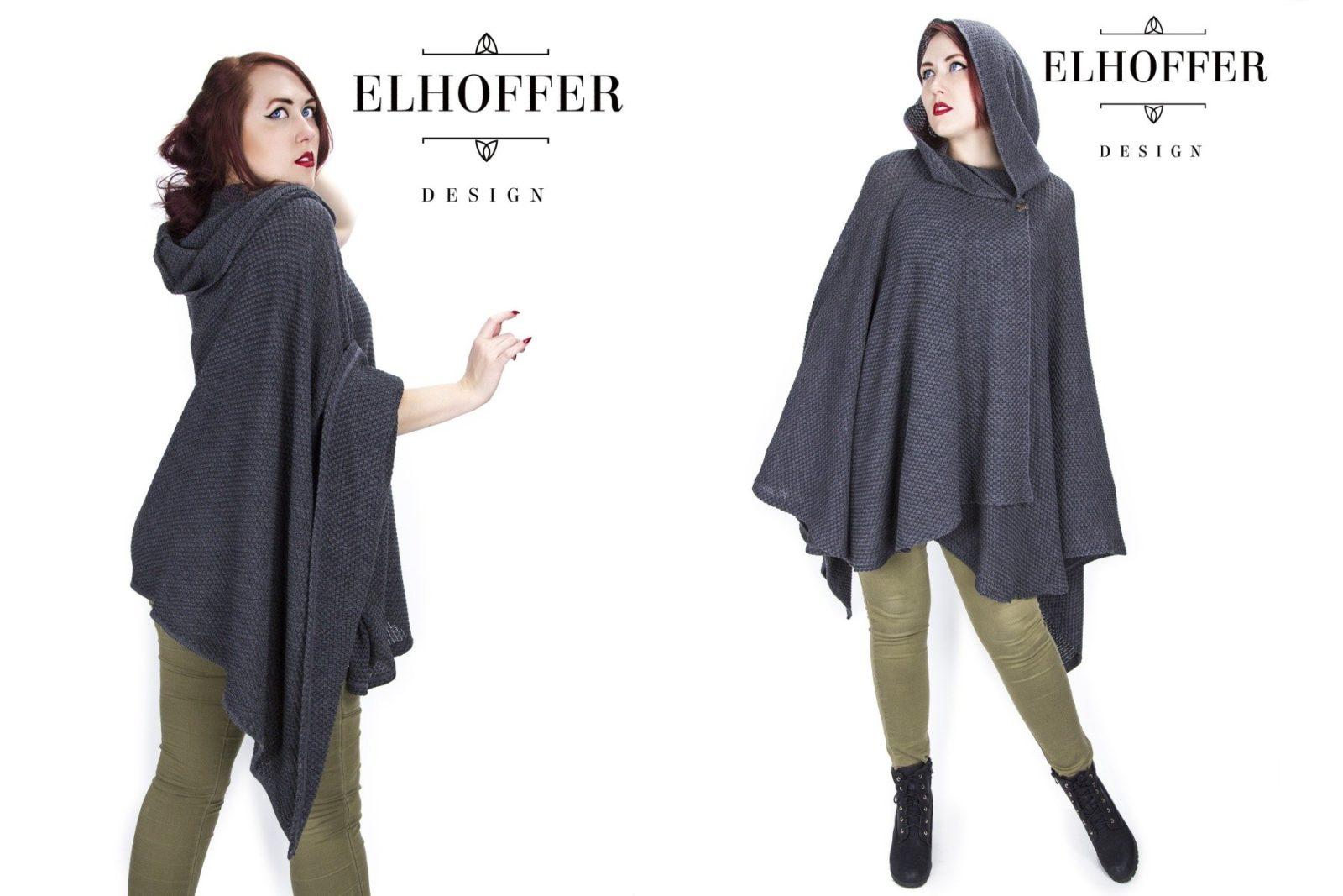 Rey Inspired Cape from Elhoffer Design