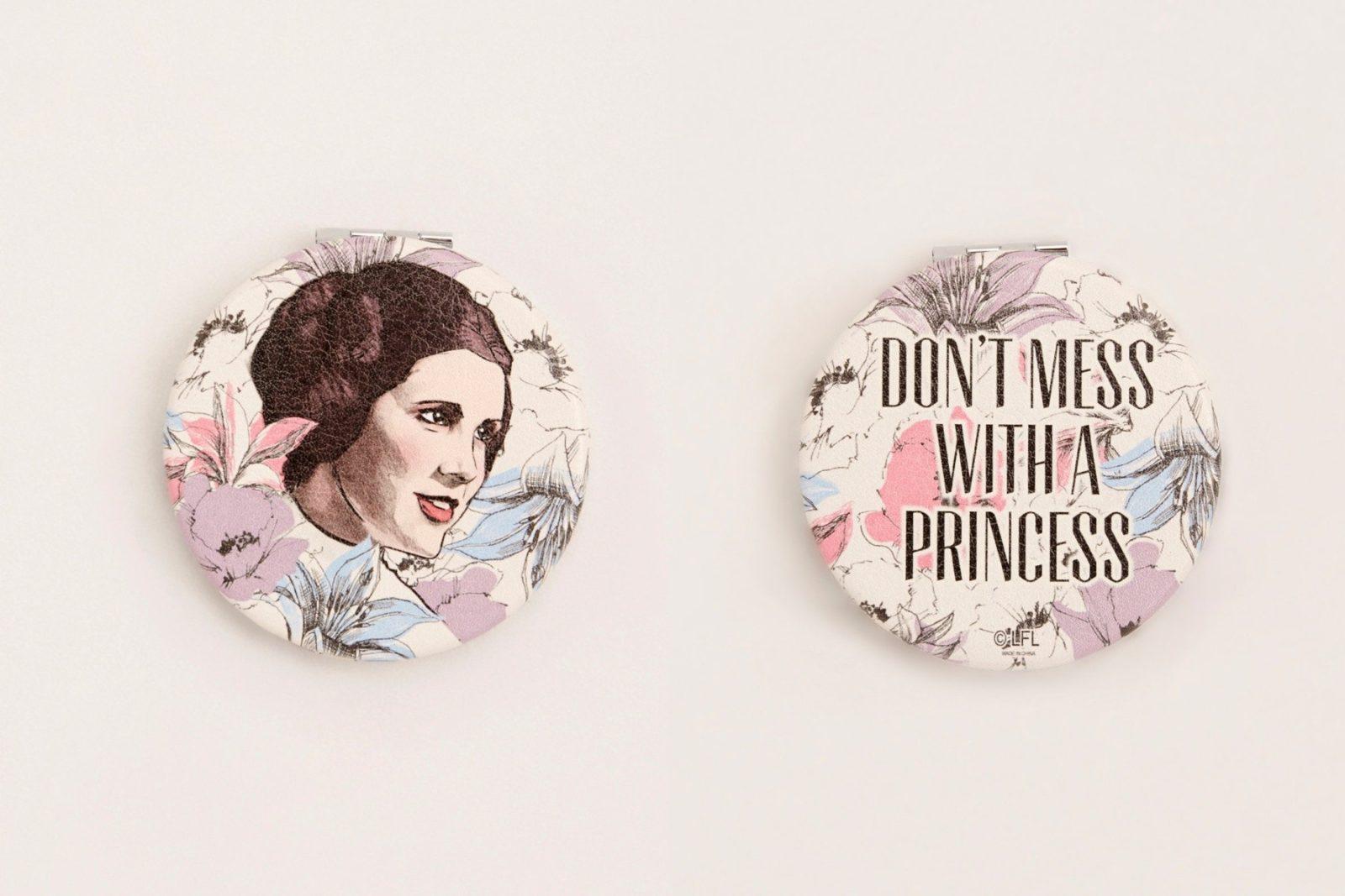 Princess Leia Compact Mirror at Torrid