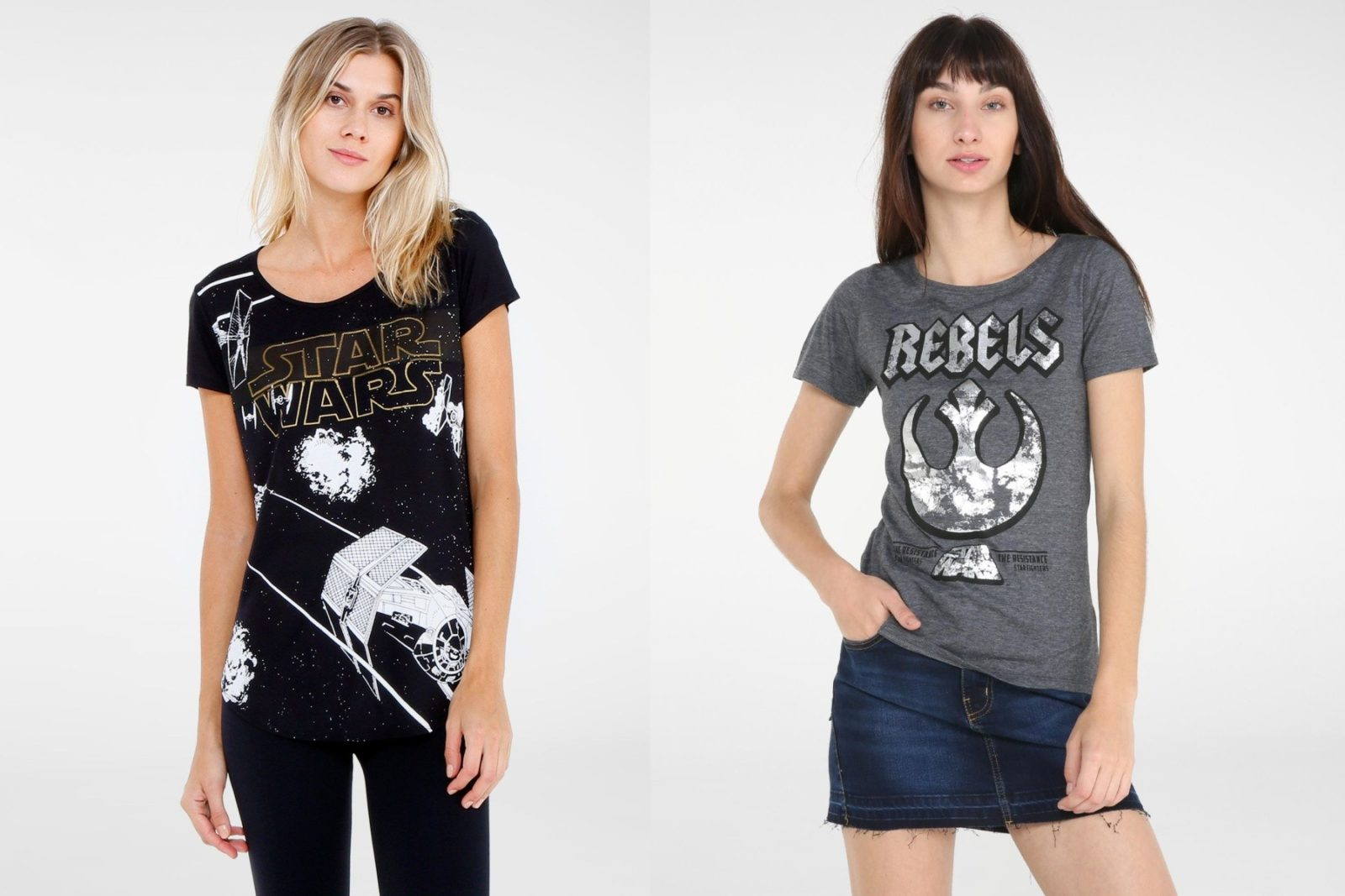 New Star Wars Collection at Riachuelo
