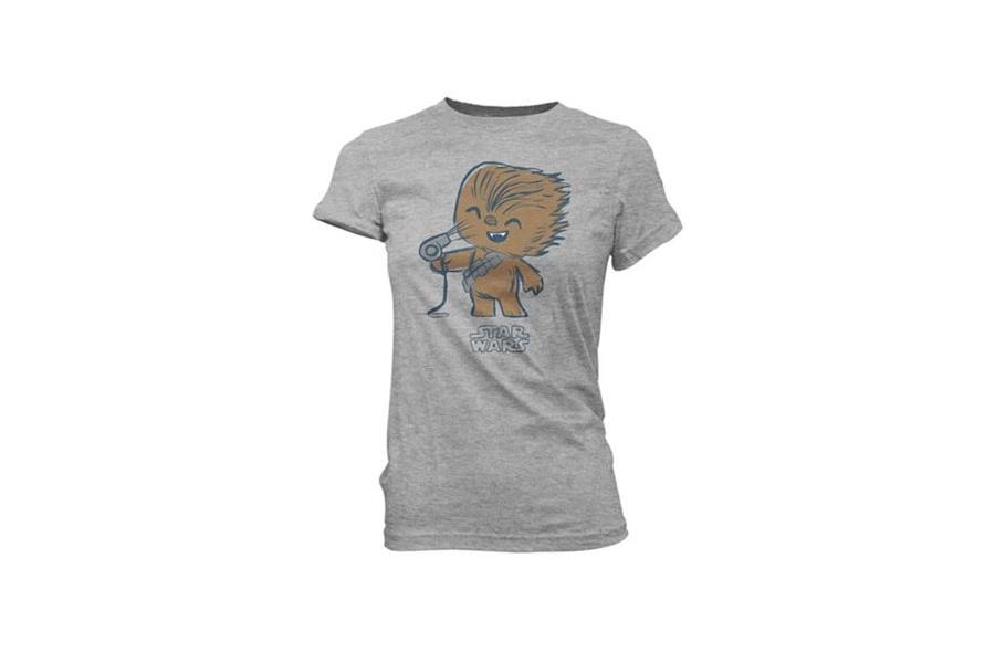 Women's Funko Chewbacca T-Shirt at EE