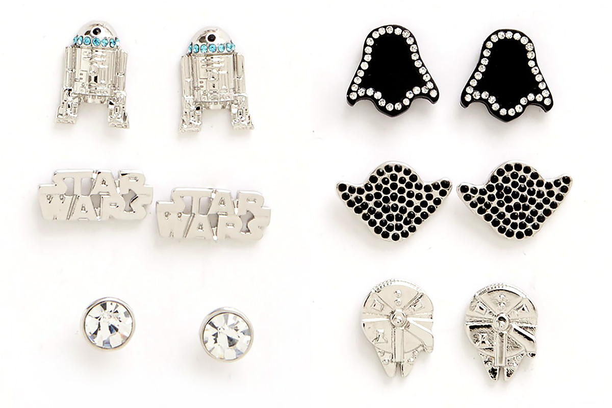 Star Wars Stud Earring Set at Torrid